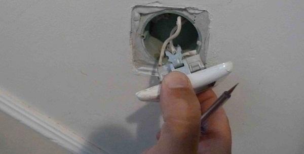 Подмяна на електрически контакти