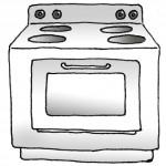Монтаж на електрическа готварска печка